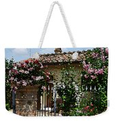 San Gimignano Beauty Of Tuscany  Weekender Tote Bag