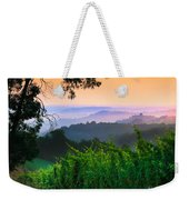 San Gimignano Hills Weekender Tote Bag