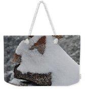 San Jacinto Balanced Rocks Weekender Tote Bag
