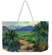 San Jacinto Visitors Center Weekender Tote Bag