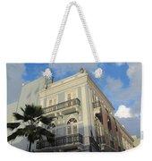 San Juan Architecture 1 Weekender Tote Bag
