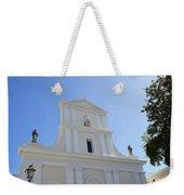San Juan Bautista Weekender Tote Bag