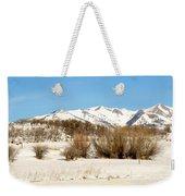 San Juan Mountains No. 1 Weekender Tote Bag