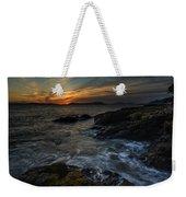 San Juans Sunset Mood Weekender Tote Bag