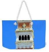 San Marco Campanile Weekender Tote Bag