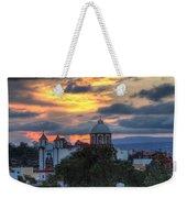 San Miguel De Allende Sunset Weekender Tote Bag