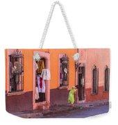 San Miguel Shop Weekender Tote Bag