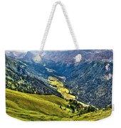 San Nicolo' Valley - Italy Weekender Tote Bag