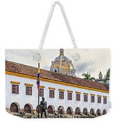 San Pedro Claver Monastery Weekender Tote Bag