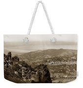 San Rafael From Mount Tamalpais California Circa 1905 Photo By Putnam- Valentine Weekender Tote Bag
