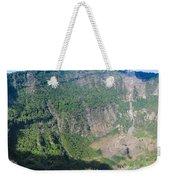 San Salvador Volcano Weekender Tote Bag