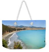 San Simeon Bay Weekender Tote Bag