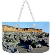 San Simeon Rocky Beach Weekender Tote Bag