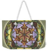 Sanctuary Mandala Weekender Tote Bag