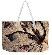 Sand Art Weekender Tote Bag