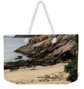 Sand Beach Acadia Park Weekender Tote Bag