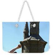 Sand Castle 1 Weekender Tote Bag