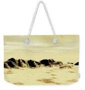 Sand Desert Weekender Tote Bag