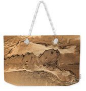 Sand Dog Weekender Tote Bag