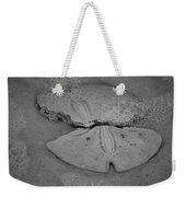 Sand Dollar And Surf Bubbles Weekender Tote Bag