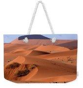 Sand Dune Sculpture  Weekender Tote Bag