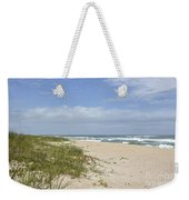Sand Dunes And The Sea Weekender Tote Bag