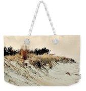 Sand Dunes At Penny Beach Weekender Tote Bag