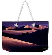 Sand Dunes At Sunrise Weekender Tote Bag