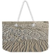 Sand Dunes Like Fine Cloth Weekender Tote Bag