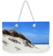 Sand Dunes Of Corolla Outer Banks Obx Weekender Tote Bag