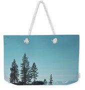 Sand Harbor-lake Tahoe Weekender Tote Bag