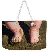 Sand Is Squishy Weekender Tote Bag