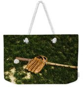 Sand Lot Baseball Weekender Tote Bag