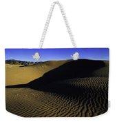 Sand Ripples Weekender Tote Bag
