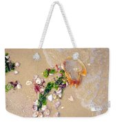 Sand Sea And Shells Weekender Tote Bag