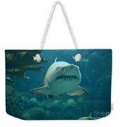 Sand Shark Weekender Tote Bag