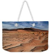 Sand Waves  Weekender Tote Bag