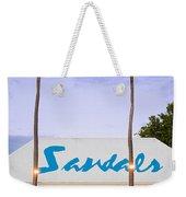 Sandals Grande Antigua Weekender Tote Bag