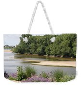 Sandbanks In The River Weekender Tote Bag