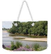 Sandbanks In The River Weekender Tote Bag
