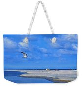 Sandbar Bliss Weekender Tote Bag