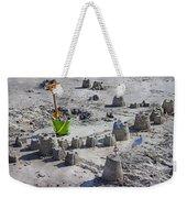 Sandcastle Squatters Weekender Tote Bag