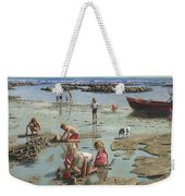 Sandcastles Weekender Tote Bag