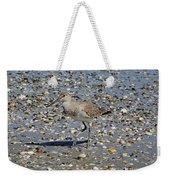 Sandpiper Galveston Is Beach Tx Weekender Tote Bag