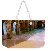 Sands Of Time Weekender Tote Bag