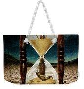Sands Of Time ... Memento Mori  Weekender Tote Bag
