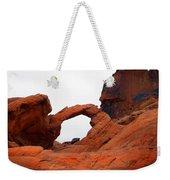 Sandstone Arch Valley Of Fire Weekender Tote Bag