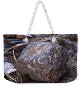 Sandstone Boulder Weekender Tote Bag