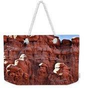 Sandstone Goblin Valley Weekender Tote Bag
