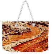 Sandstone Highway Weekender Tote Bag